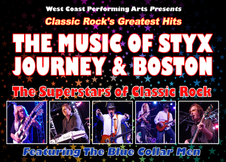 The Music Of Styx Journey Boston And The Superstars Of Classic Rock