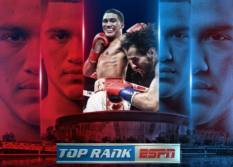 Top Rank Presents: World Championship Boxing   SMG