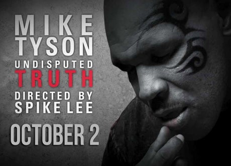 Mike Tyson Undisputed Truth Asm Global Stockton