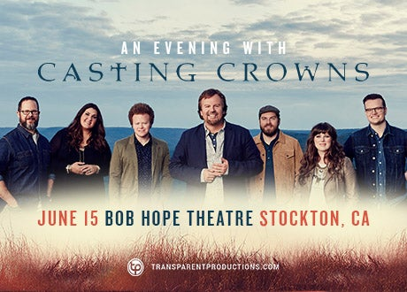 Casting Crowns | SMG Stockton