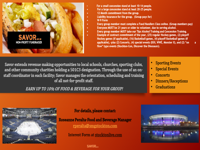 Stockton Arena Arena Non-Profit Flyer.png